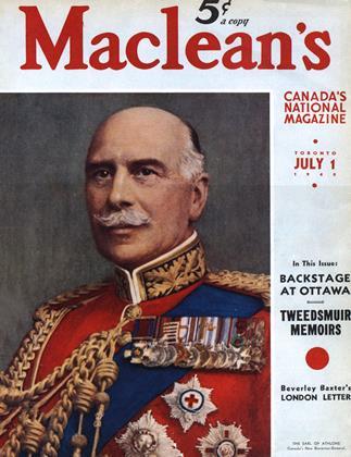 JULY 1 1940 | Maclean's