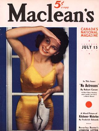 Cover for the July 15 1940 issue