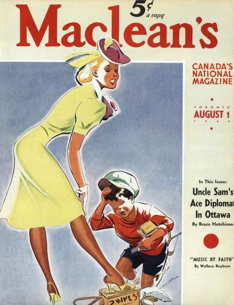 Issue: - August 1940 | Maclean's