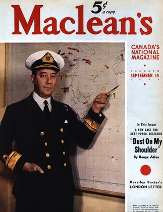 Cover for the September 15 1940 issue