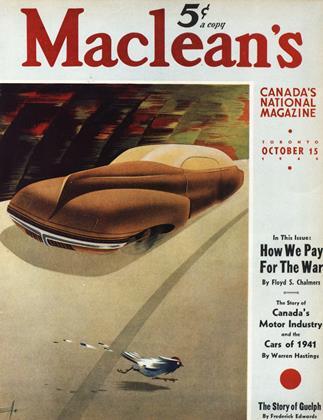 OCTOBER 15 1940 | Maclean's
