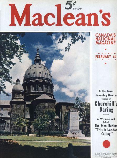 Issue: - February 1941 | Maclean's