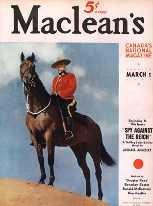MARCH 1, 1941 | Maclean's
