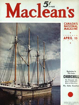 Cover for the April 15 1941 issue