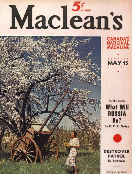 Issue: - May 1941 | Maclean's