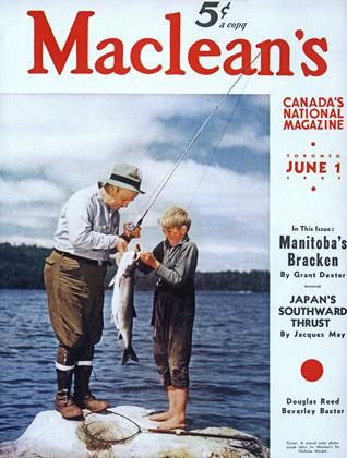 Cover for the June 1 1941 issue