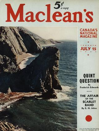 Cover for the July 15 1941 issue