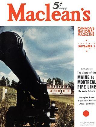 NOVEMBER 1, 1941 | Maclean's