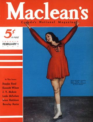 Cover for the February 1 1942 issue