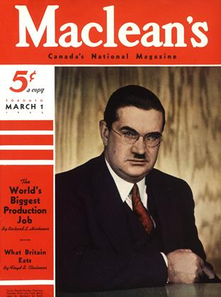MARCH 1 1942 | Maclean's