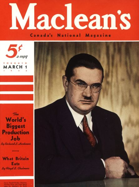 Issue: - March 1942 | Maclean's