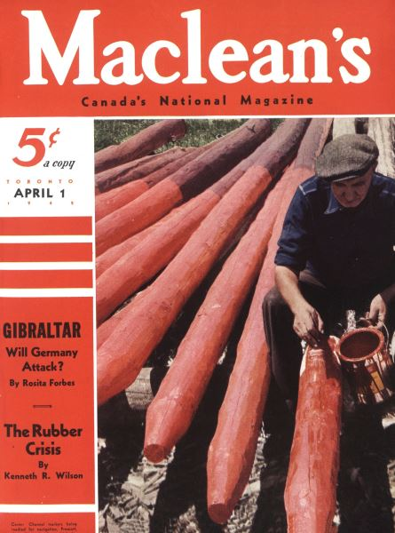 Issue: - April 1942 | Maclean's