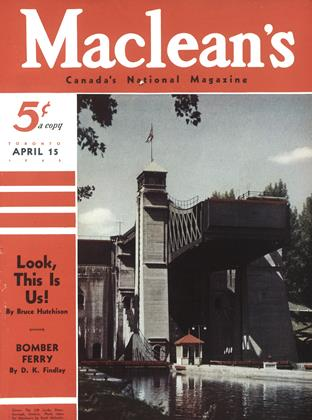 Cover for the April 15 1942 issue