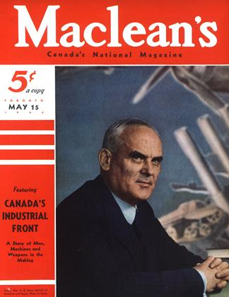 Cover for the May 15 1942 issue