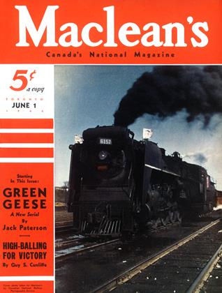 JUNE 1 1942 | Maclean's