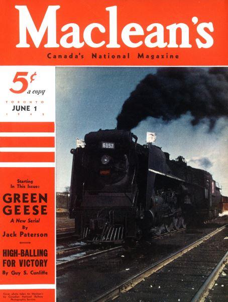 Issue: - June 1942 | Maclean's