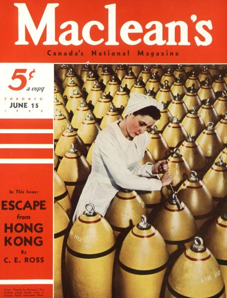 Issue: - June 1942   Maclean's