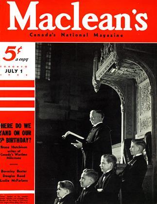 JULY 1 1942 | Maclean's