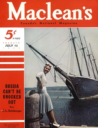 Cover for the July 15 1942 issue