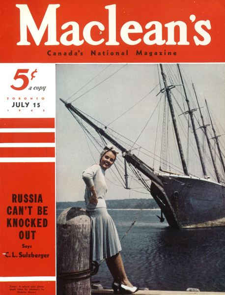 Issue: - July 1942 | Maclean's