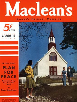 Cover for the August 15 1942 issue