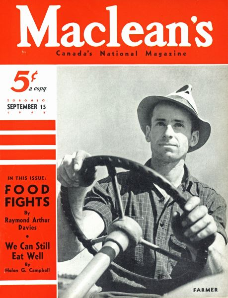 Issue: - September 1942 | Maclean's