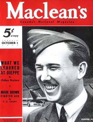 OCTOBER 1, 1942 | Maclean's