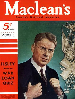 Cover for the October 15 1942 issue