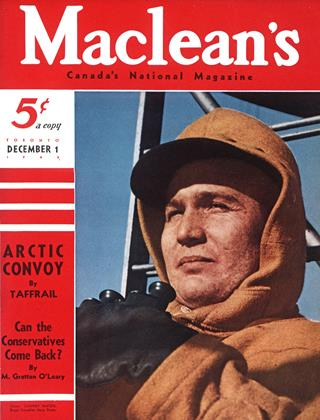 Cover for the December 1 1942 issue