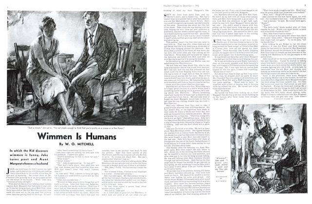 Wimmen Is Humans