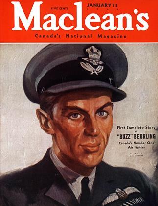 JANUARY 15 1943 | Maclean's