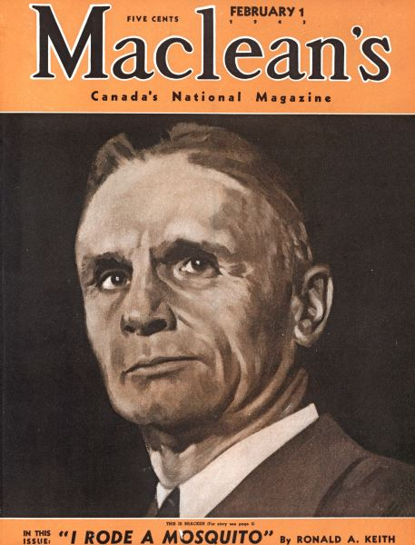 Issue: - October 1943 | Maclean's