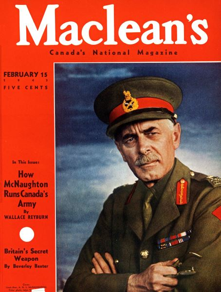 Issue: - February 1943 | Maclean's