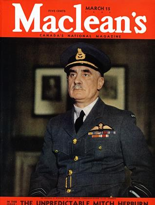 MARCH 15, 1943 | Maclean's