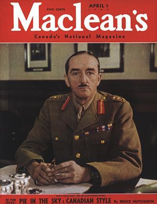 APRIL 1, 1943 | Maclean's