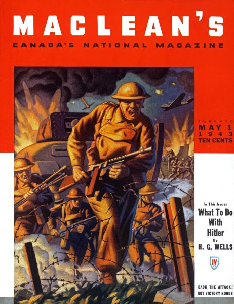 Issue: - May 1943   Maclean's