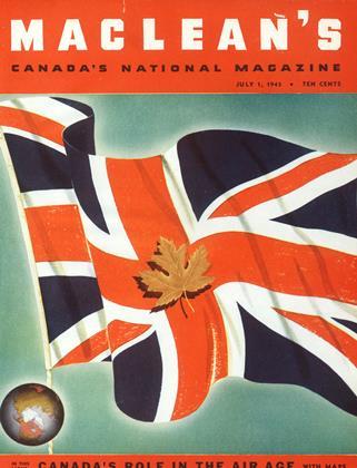 JULY 1, 1943 | Maclean's