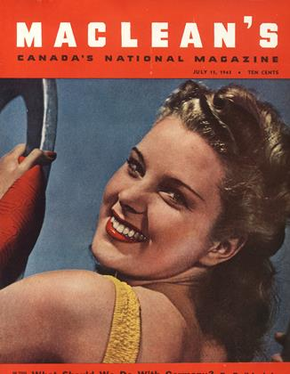 Cover for the July 15 1943 issue