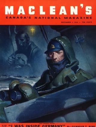 DECEMBER 1, 1943 | Maclean's