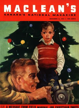 Cover for the December 15 1943 issue