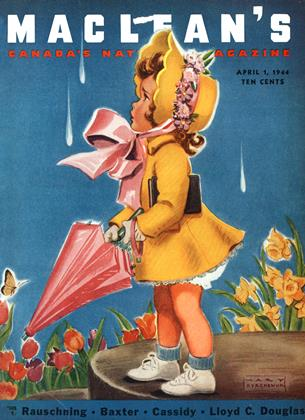 Cover for the April 1 1944 issue