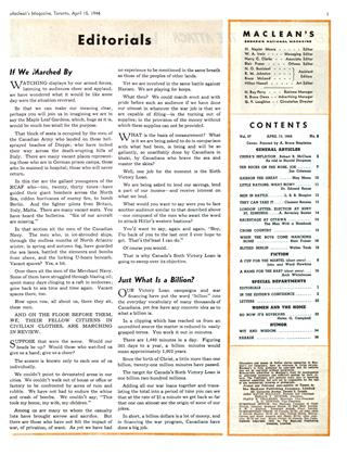 Cover for the April 15 1944 issue