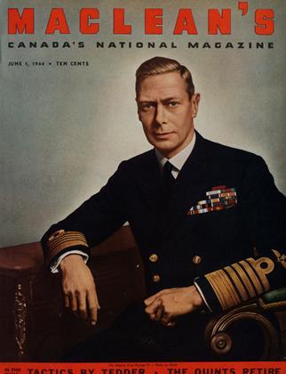 JUNE 1, 1944 | Maclean's