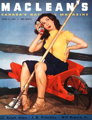Cover for the June 15 1944 issue