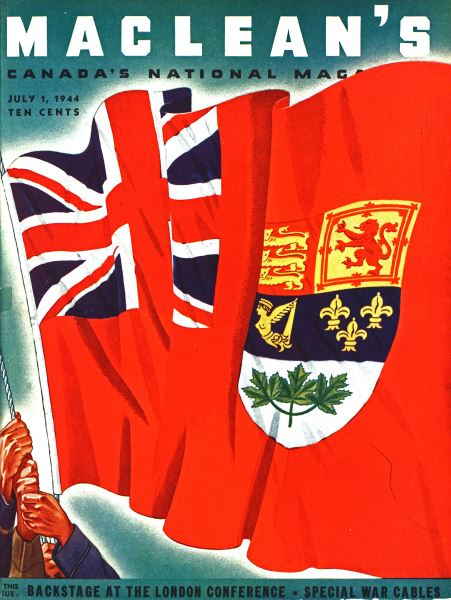 Issue: - July 1944 | Maclean's