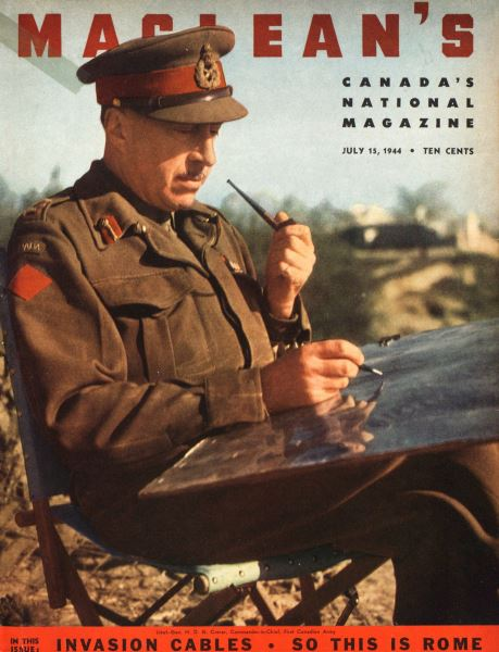 Issue: - July 1944   Maclean's