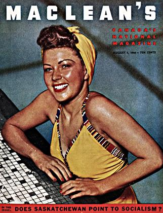 Cover for the August 1 1944 issue