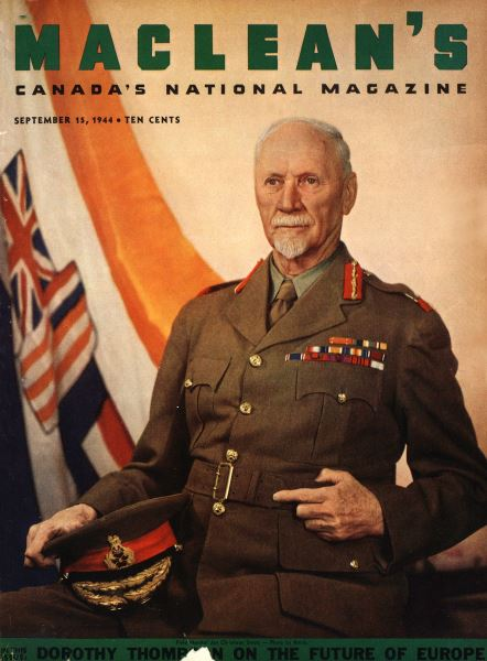 Issue: - SEPTEMBER 15,1944 | Maclean's