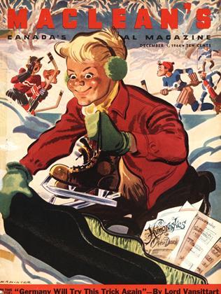 DECEMBER 1, 1944 | Maclean's