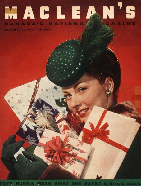 Issue: - December 1944 | Maclean's